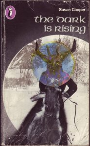 Cover of the book 'The Dark is Rising'