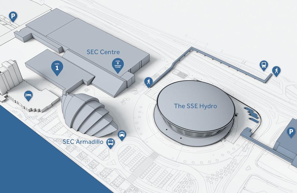 SEC siteplan
