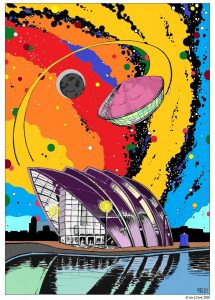 Colouring Competition Winner – Over 16