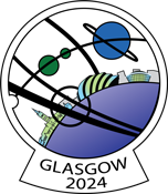 Glasgow in 2024 Logo