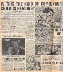 Image of an old newspaper